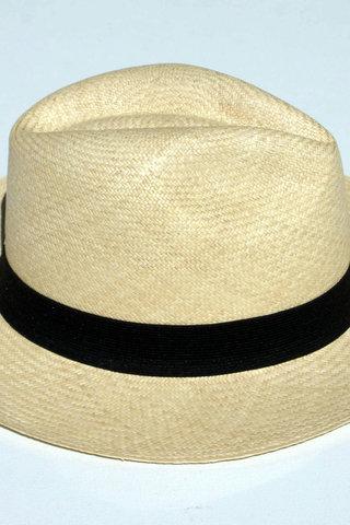 Sombrero De Paja Toquilla (panamahat) Original Hecho en Montecristi -  Ecuador -  14.00 USD - Subastas 43ce50f3c0e