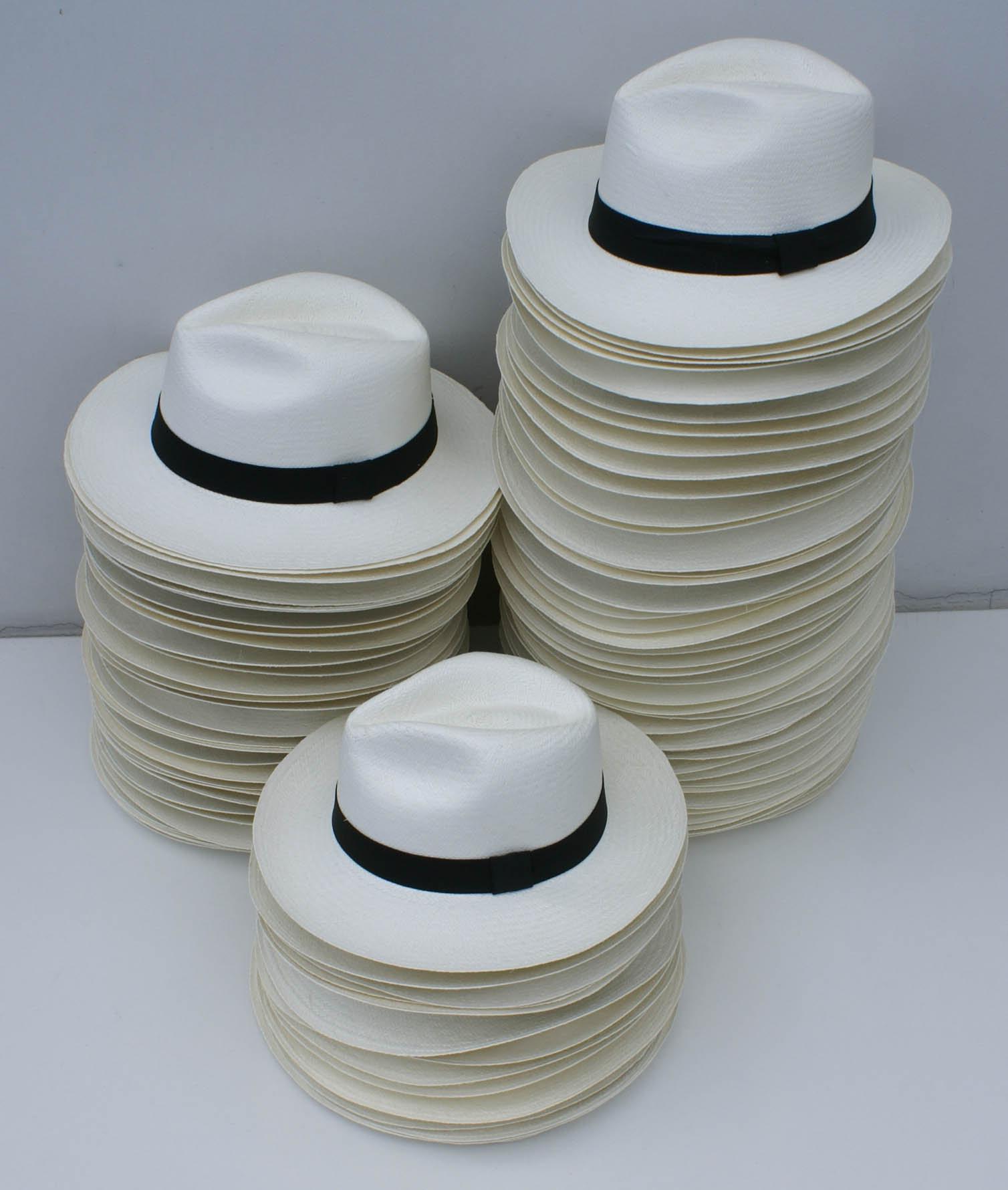 2b78c96d3d38b Venta de Los Sombreros de Paja Toquilla Panamahat Originales al Por Mayor