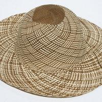 8e433243094b2 Productos similares Sombrero cafe con rayas blancaspara dama
