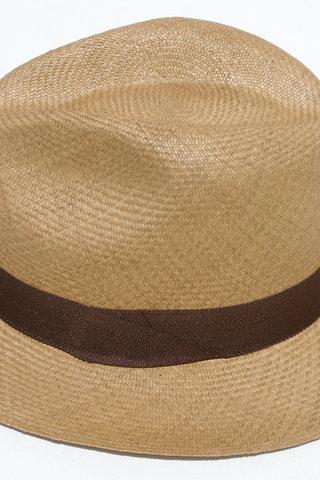 sombrero cafe de cinta cafe 0d278459335