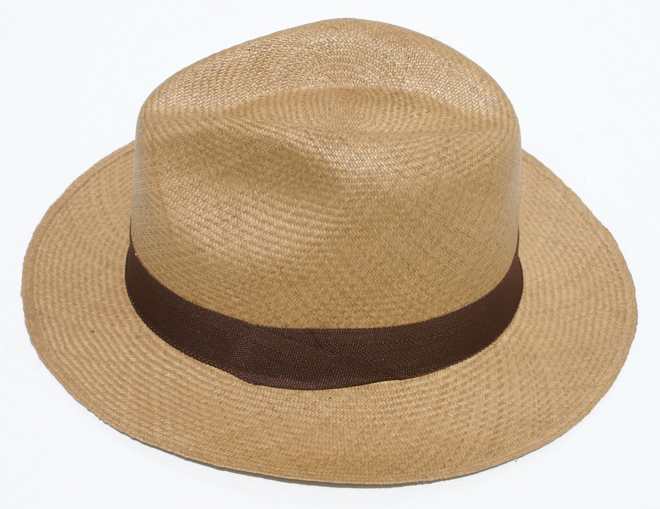 8a5fbba4816d5 ... sombrero cafe de cinta cafe